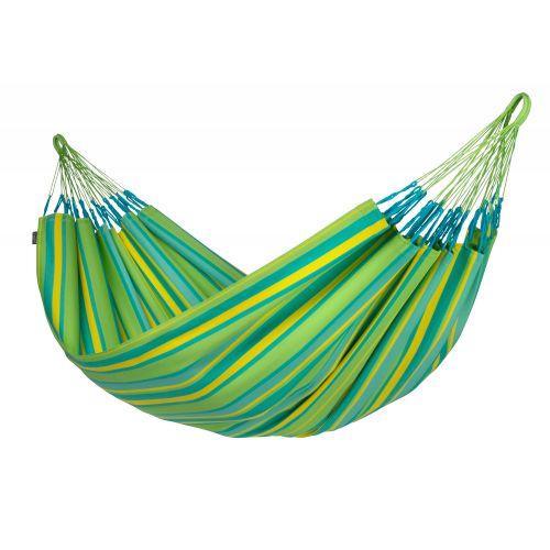 Brisa Lime - Klasyczny hamak dwuosobowy outdoor