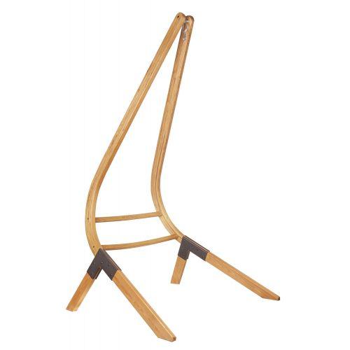 Calma Nature - Stojak na fotele hamakowe wykonany z FSC™-certyfikowanego drewna modrzew