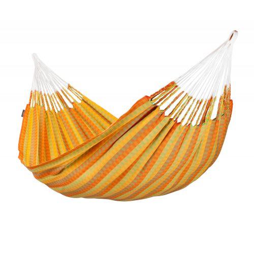 Carolina Citrus - Klasyczny hamak dwuosobowy wykonany z bawełny