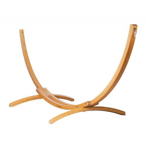 Elipso Nature - Stojak do hamaków dwuosobowych wykonany z FSC™-certyfikowanego drewna modrzew