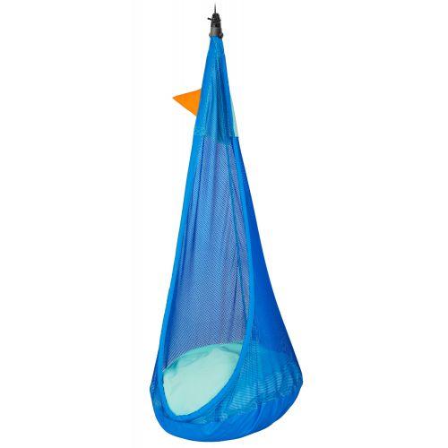 Joki Air Moby - Max Wiszące siedzisko dla dzieci outdoor z zintegrowanym systemem zawieszenia